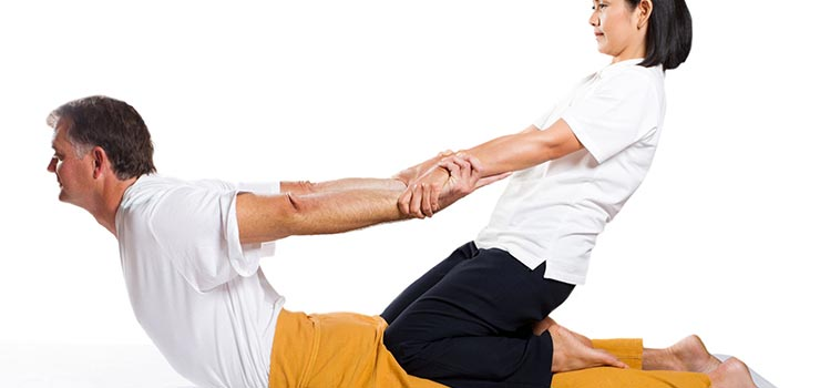 Yoga Massage in Berlin